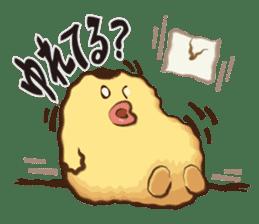 Pudding Oyaji sticker #416042