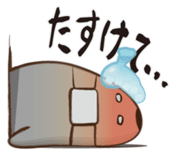 Pudding Oyaji sticker #416043