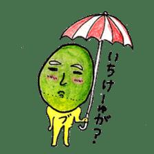 haisai!uchina yasai! sticker #416549