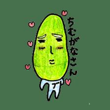 haisai!uchina yasai! sticker #416556
