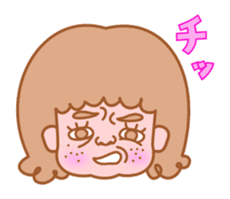 FUNNY FACE sticker #416657