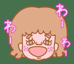 FUNNY FACE sticker #416670