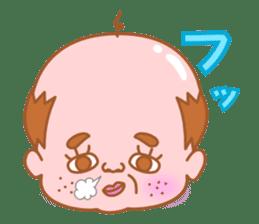 FUNNY FACE sticker #416671