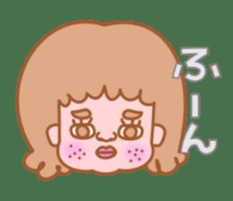 FUNNY FACE sticker #416683
