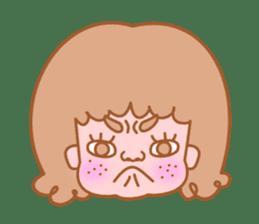 FUNNY FACE sticker #416686
