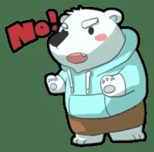 PoLa Bear(Basic) sticker #417376