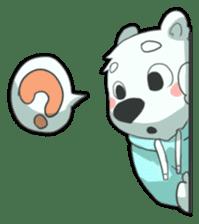 PoLa Bear(Basic) sticker #417382