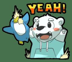 PoLa Bear(Basic) sticker #417384