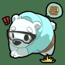 PoLa Bear(Basic) sticker #417388