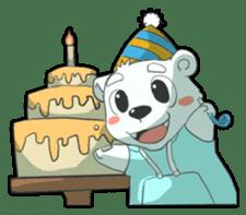 PoLa Bear(Basic) sticker #417389