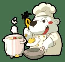 PoLa Bear(Basic) sticker #417390