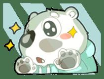 PoLa Bear(Basic) sticker #417391