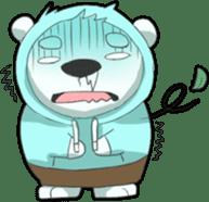 PoLa Bear(Basic) sticker #417395