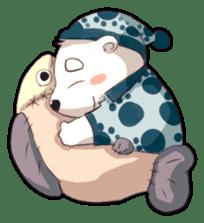 PoLa Bear(Basic) sticker #417398