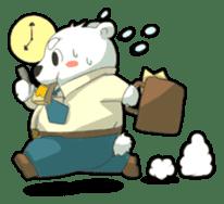 PoLa Bear(Basic) sticker #417402