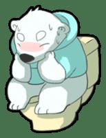 PoLa Bear(Basic) sticker #417403