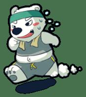 PoLa Bear(Basic) sticker #417407