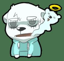 PoLa Bear(Basic) sticker #417408