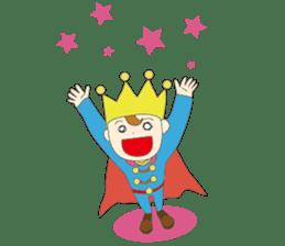 prince kun sticker #418452