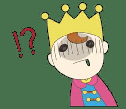 prince kun sticker #418453