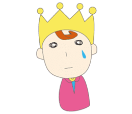 prince kun sticker #418456