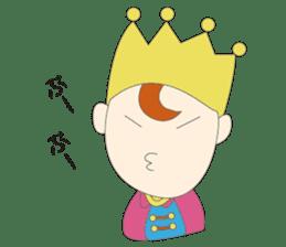 prince kun sticker #418464
