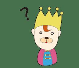 prince kun sticker #418466