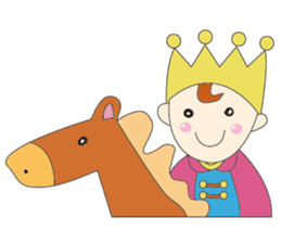 prince kun sticker #418469