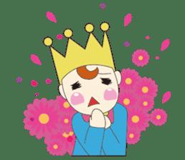 prince kun sticker #418476