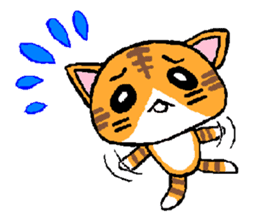 A lot of cats ! sticker #418489