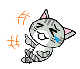 A lot of cats ! sticker #418503
