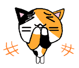 A lot of cats ! sticker #418504