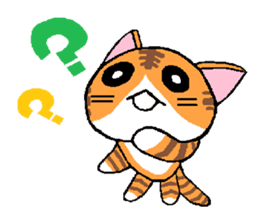 A lot of cats ! sticker #418506