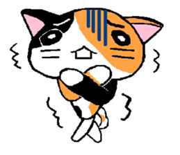 A lot of cats ! sticker #418508