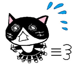 A lot of cats ! sticker #418509
