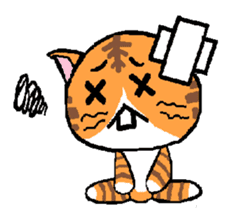 A lot of cats ! sticker #418522