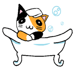 A lot of cats ! sticker #418528