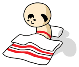 Kokeshi's Life sticker #418670