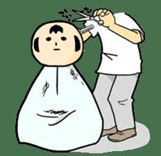 Kokeshi's Life sticker #418671