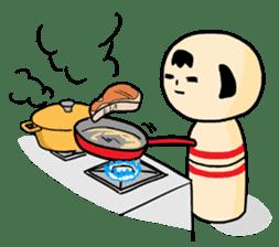 Kokeshi's Life sticker #418678