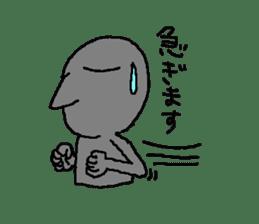 Mr.Moai sticker #418796
