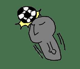 Mr.Moai sticker #418804
