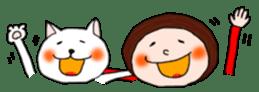 Ringo&Nyanko's Best Friends sticker #418929