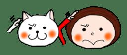 Ringo&Nyanko's Best Friends sticker #418930
