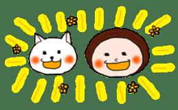 Ringo&Nyanko's Best Friends sticker #418935