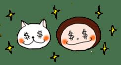 Ringo&Nyanko's Best Friends sticker #418936