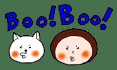 Ringo&Nyanko's Best Friends sticker #418939