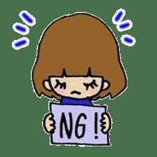YUKINCO LIVE LIFE sticker #419003