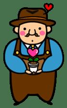 Mr. Potato sticker #420015