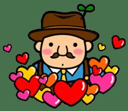 Mr. Potato sticker #420016
